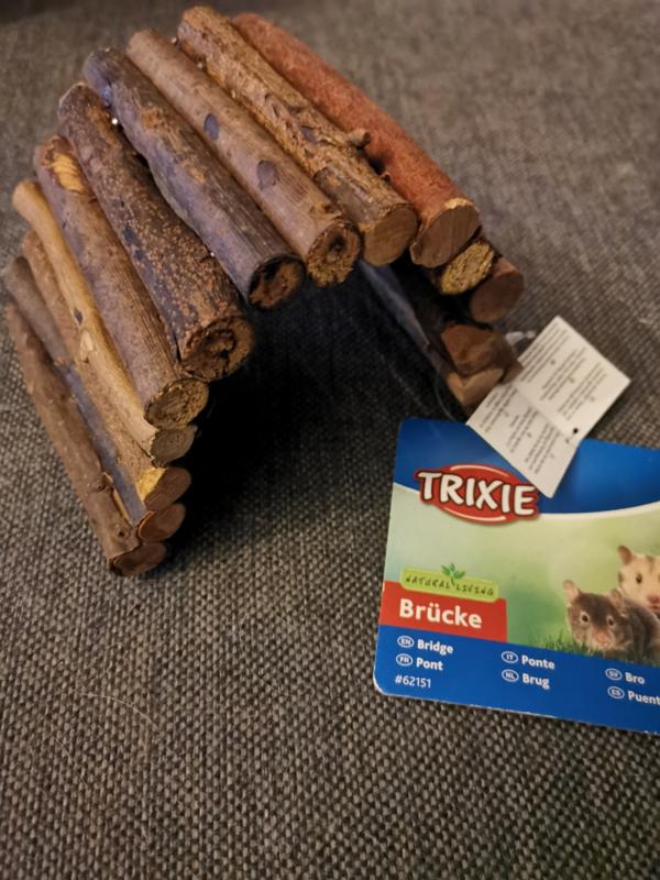 Trixie  hamsterbrug 10-22cm