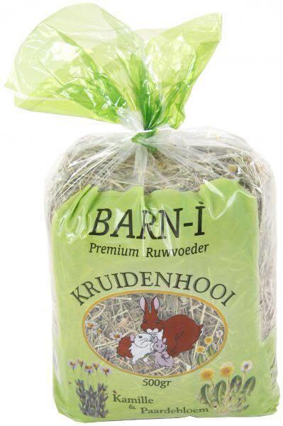 Barn-I Kruidenhooi met Kamille & Paardenbloem