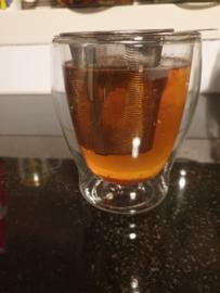 Pu Erh Orange thee.....Op de snelle manier.