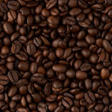 Cafeïnevrije koffiebonen