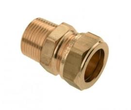 BONFIX 82743 Puntstuk 3/4″ buitendraad x 22 mm