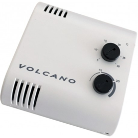 VOLCANO luchtverwarmer type VR1  30 kW  ECO SERIE in SUPER SET  3 jaar garantie