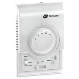 luchtgordijn Comfort Control WAC200 warm water  200 cm