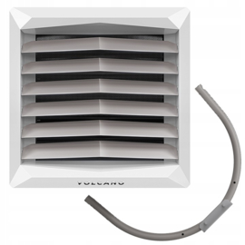 CV HEATER luchtverwarmer  type ALFA  20 kW AC SERIE  3 jaar garantie