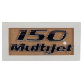 Embleem zijkant Fiat Ducato 150 Multijet