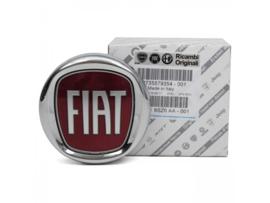 Embleem met drukknop achterzijde Fiat Punto Evo