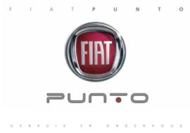 Instructieboekje Fiat Grande Punto (vanaf 2009)