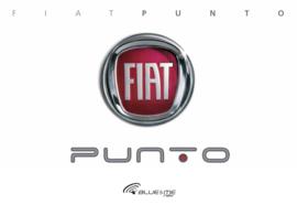 Handleiding Blue&ME Fiat Grande Punto / Punto Evo / Punto