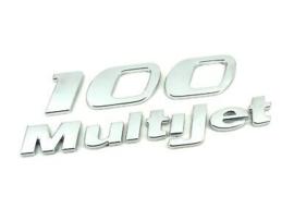 Embleem zijkant Fiat Ducato 100 Multijet