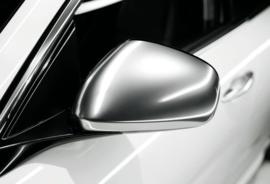 Set spiegelkappen mat chroom Alfa Romeo Mito (origineel)