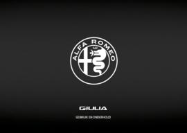 Service en onderhoudsboekje Alfa Romeo