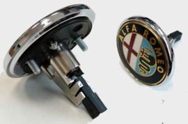 Embleem Achterzijde met drukknop  Alfa Romeo Mito