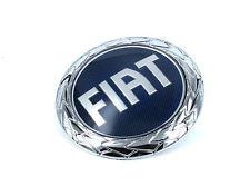 Embleem voorzijde Fiat diverse modellen blauw