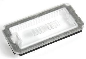Kentekenverlichting (glas) Fiat 500