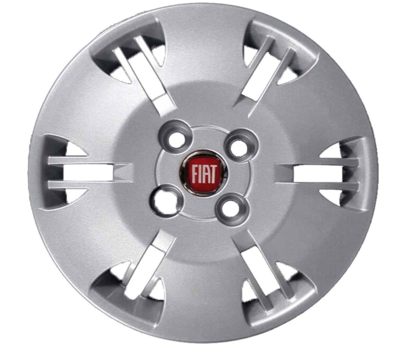 """Wieldoppenset Fiat Panda 13"""""""