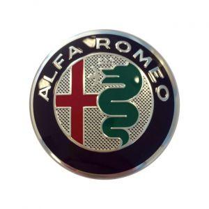 Naafdop 60mm Alfa Romeo Embleem Nuova (origineel)