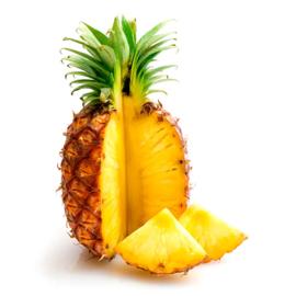 Geurolie Ananas in een druppelflesje van 10 ml