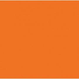 Oranje kleurstof op waterbasis in een druppelflesje van 10 ml
