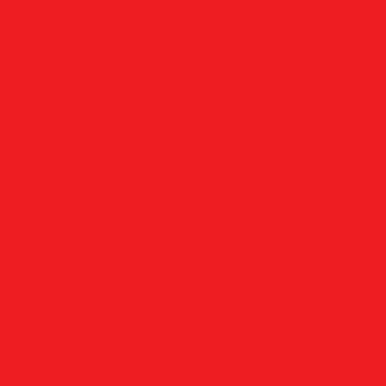 Rode kleurstof op waterbasis in een druppelflesje van 10 ml