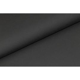 Katoen tricot Zwart