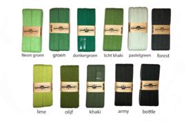 Oakidoki stretch biaisband