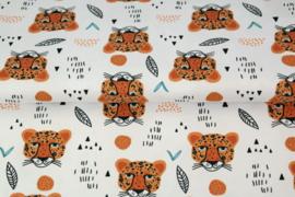 Stenzo tricot luipaard