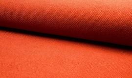 Baby Wafel geweven Oranje roest