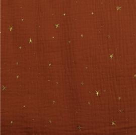 Hydrofiel  Glitter ster