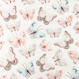 Tricot Nature butterfly