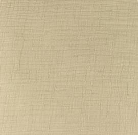 Snoozy fabrics Bamboe Hydrofiel kiezel