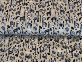 Stenzo tricot Grappige girafjes
