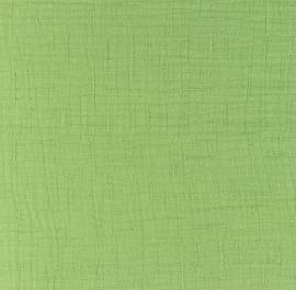 Snoozy fabrics Bamboe Hydrofiel lime
