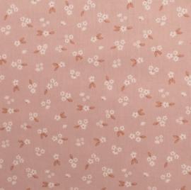 Poplin Fos flowers