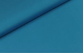 Katoen tricot Turquoise
