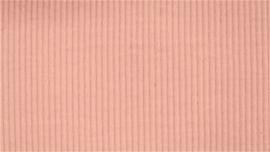 Rib jersey Pink