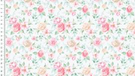 Tricot Digital Roses