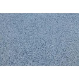 Badstof Ice blue