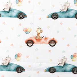 Snoozy fabrics Poplin digital Glenn