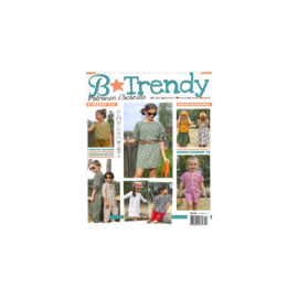 Patronenmagazine B-trendy Zomer 2020