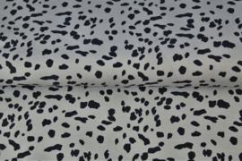 Stenzo tricot Dalmatiër vlekjes