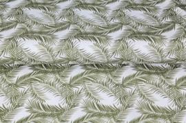 Stenzo tricot Jungle leaf all-over
