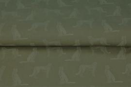 Stenzo poplin Cheetah