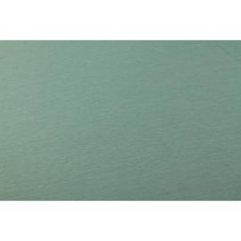 Katoen tricot Green blue
