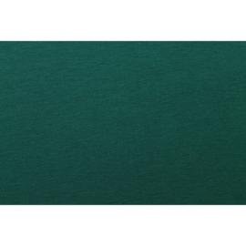 Katoen tricot Bottle green
