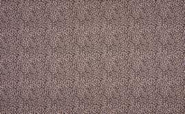 Qjutie tricot panterprint mini