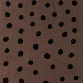 Snoozy Poplin dots