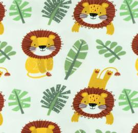 Poplin Leeuwtjes