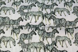 Stenzo poplin Zebra