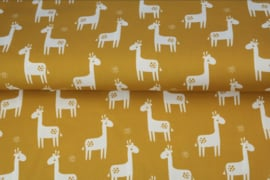 Stenzo poplin Girafjes