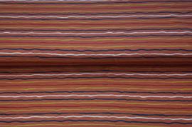 Stenzo Katoen tricot Color stripes
